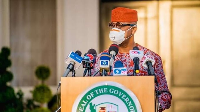 Just In: Ogun State Governor counters directive of the ministry of environment asking business owners to pay 95,000.(Details)