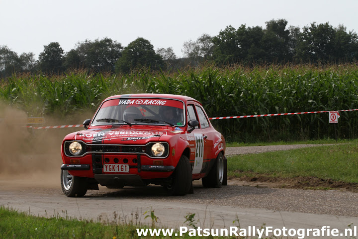 Short Rally Kasterlee 2015