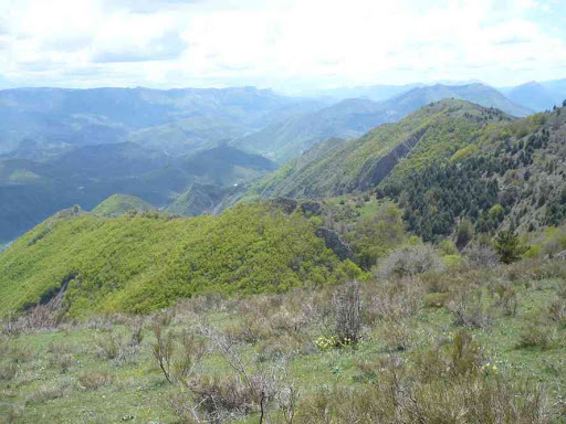 Alors Bernadette, le mont Chiran c'est lequel ?