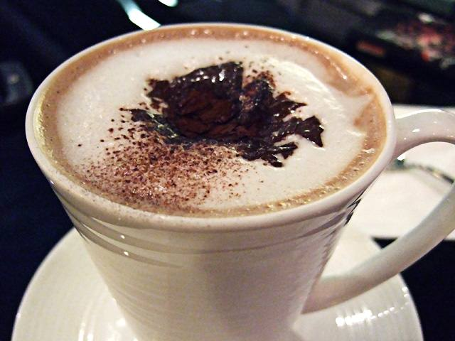Grand Cru Hot Chocolate