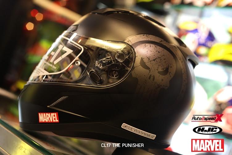 หมวกกันน็อค HJC CL17 THE PUNISHER