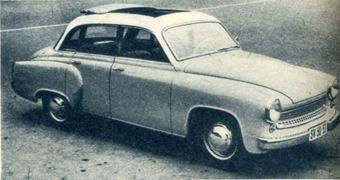 Wartburg 1960