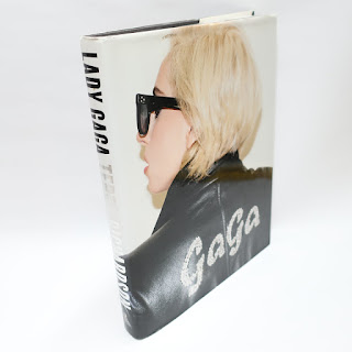 Signed Lady Gaga X Terry Richardson Hardcover Book