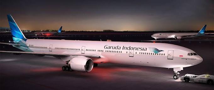 Ada Rugi, Garuda Indonesia Resmi Dipailitkan?