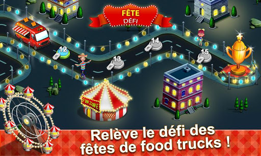 Food Truck Chef™: Cooking Game - Jeu de Cuisine  captures d'écran 5