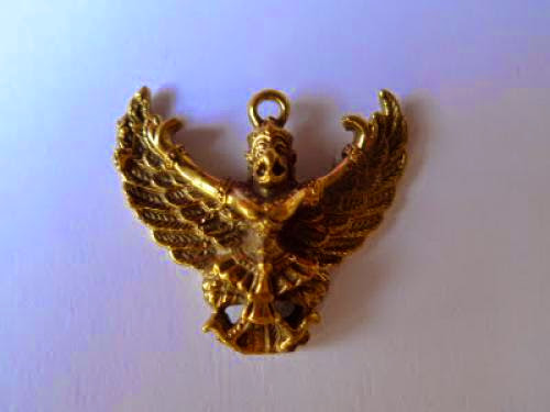 Garuda Thai Amulet