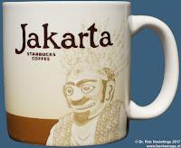 Jakarta Icon demitasse