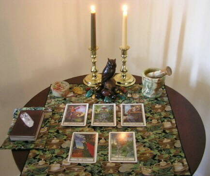 Candl Druidcraft, Candle Magic