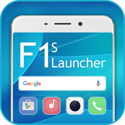 Oppo Launcher Theme F1S