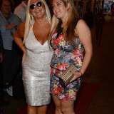 WWW.ENTSIMAGES.COM -   Vanessa Feltz and daughter Saskia  at    WAG! The Musical - press night at Charing Cross Theatre, The Arches, Villiers Street, London July 24th 2013                                                 Photo Mobis Photos/OIC 0203 174 1069