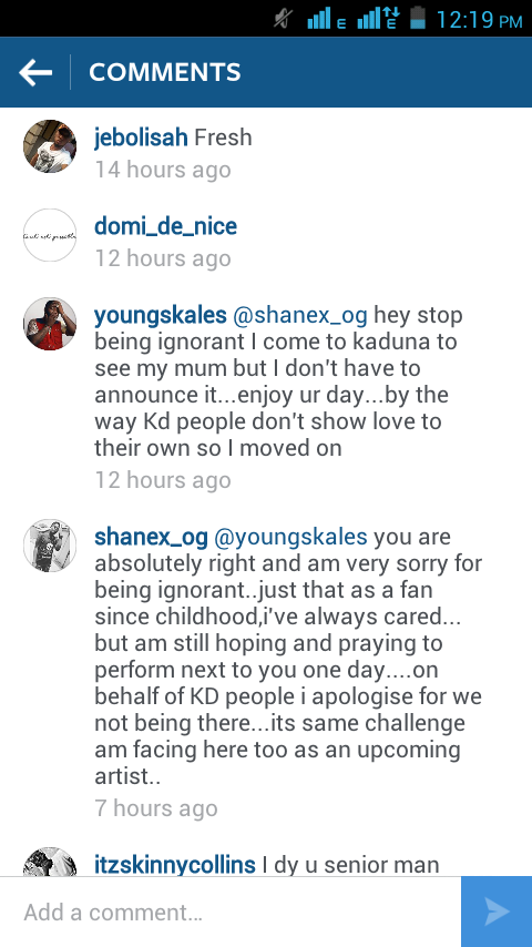 Skales says Kadunna People dont like him t
