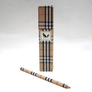 Burberry Pencil Set