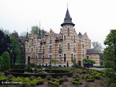 Hamont-Achel, kasteel van Grevenbroek