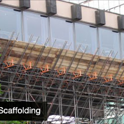 Unusual Access Scaffolding