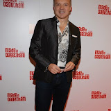 WWW.ENTSIMAGES.COM -   Graham Norton   arriving at     Made In Dagenham - press night at Adelphi Theatre London November 5th 2014Comedy musical based on the hit British film.                                                  Photo Mobis Photos/OIC 0203 174 1069