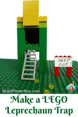 LEGO-Designs-Leprechaun-Trap