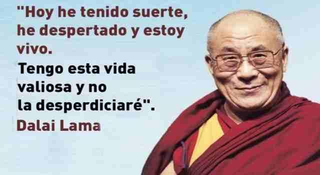 Palabras sobre el budismo para reflexionar