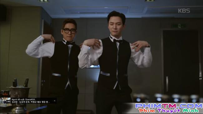"""""""Sếp Kim"""" khép lại cùng màn cover TT của Nam Goong Min và Jun Ho - Ảnh 12."""