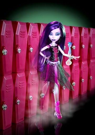 Monster High - Spectra Vonderheist