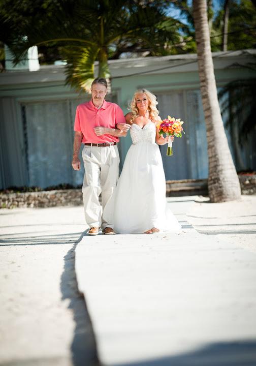 Simple Florida Outdoor Wedding, FL Keys Wedding Ideas ...