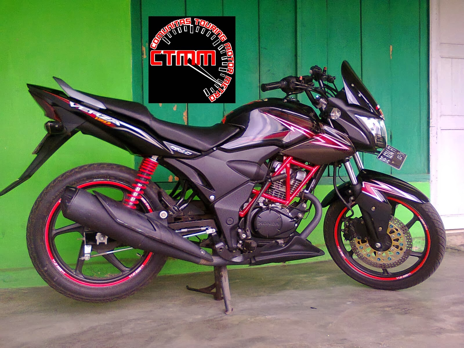 modifikasi mesin honda cb
