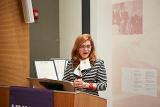2013 Joan H. Tisch Community Health Prize Ceremony