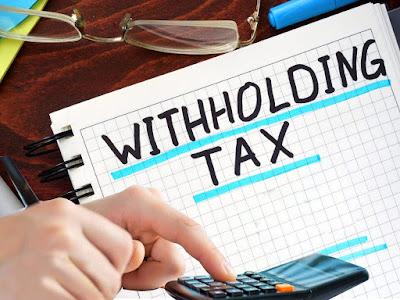 การทำภาษีหัก ณ ที่จ่าย (Withholding Tax) ในระบบ Odoo13