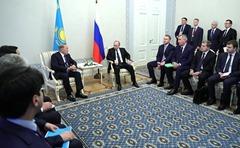 Meeting-Vladimir-Putin-Nursultan-Nazarbayev