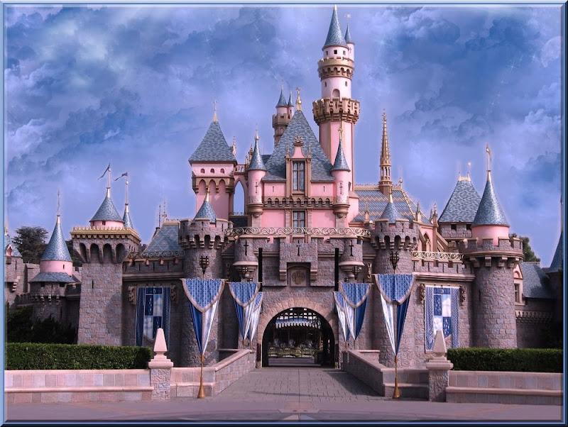 Sleeping Beauty Castle – Disneyland, Paris