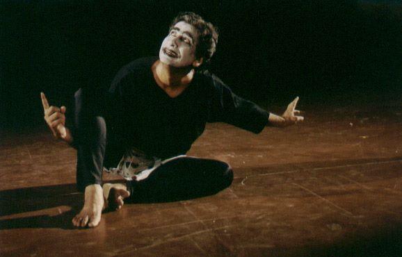 Padma Shree Niranjan Goswami, Mime Artist