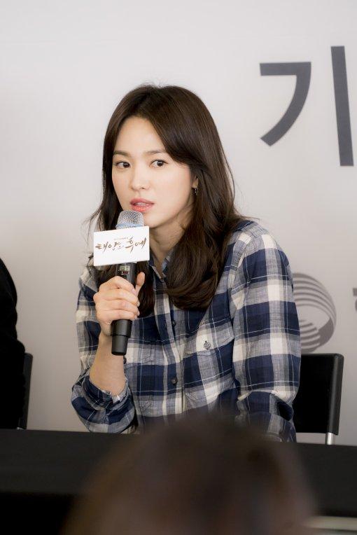 송혜교 미쓰비시 광고 거절
