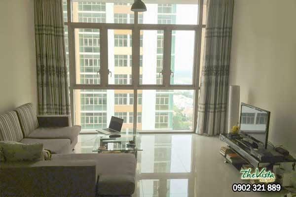 Cho thuê 800usd/tháng cho căn hộ 2 phòng ngủ tại The Vista