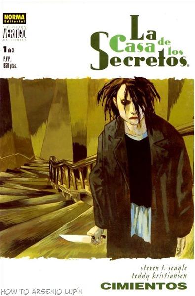 P00001 - La Casa de los Secretos