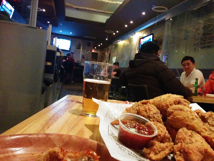 Chicken's view in Dakgogi