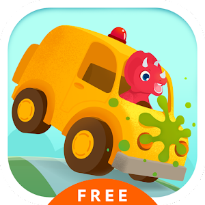 Dinosaur Car Painting Free - Android Apps on Google Play