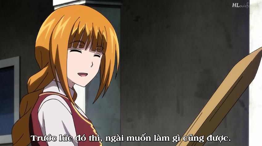 [HLouis Anime] 100-man no Inochi no  Ue ni Ore wa Tatte Iru [Update EP04]