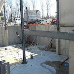Temple main floor construction 3
