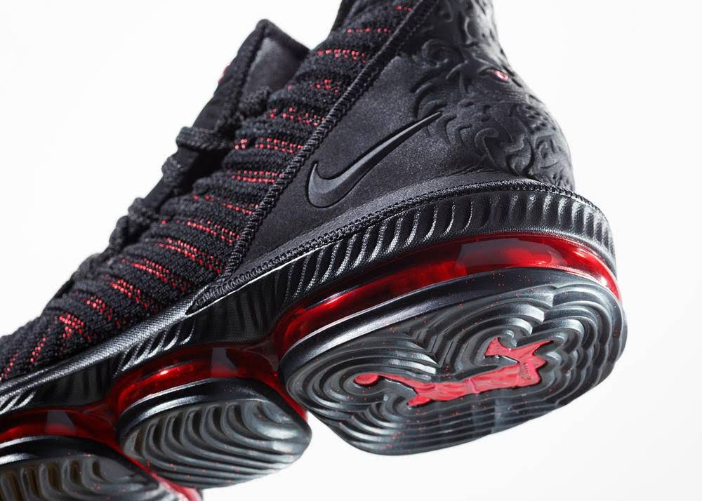 4826154494 Nike Officially Unveils the LeBron 16 Fresh Bred ...