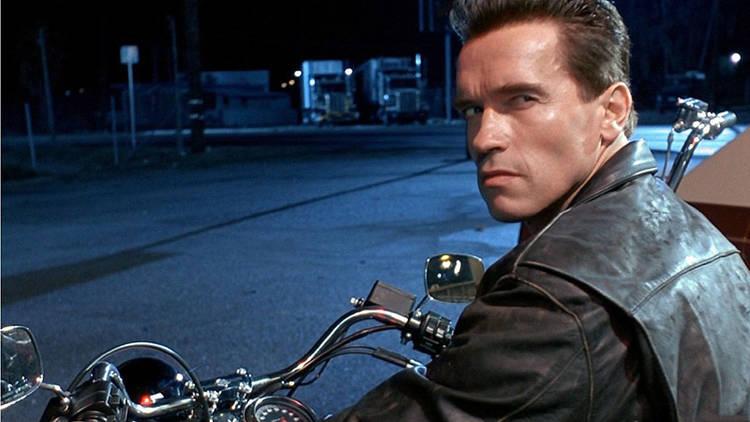 Arnold Schwarzenegger en el rol que le dio la fama: Terminator