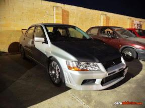 Mitsubishi Evo RHD
