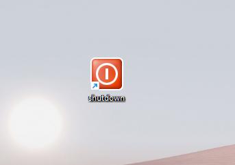 Tạo nút shutdown máy tính trên màng hình desktop