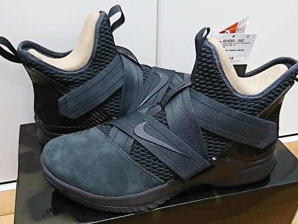 Zero Dark Thirty Nike LeBron Soldier XII Has Been Pushed Back