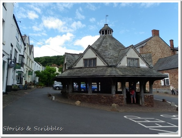 Dunster, Yarn Market