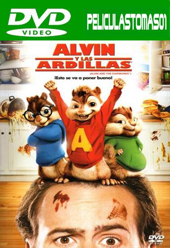 Alvin y las ardillas (2007) DVDRip