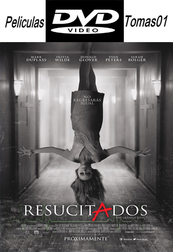 Resucitados (The Lazarus Effect) (2015) DVDRip