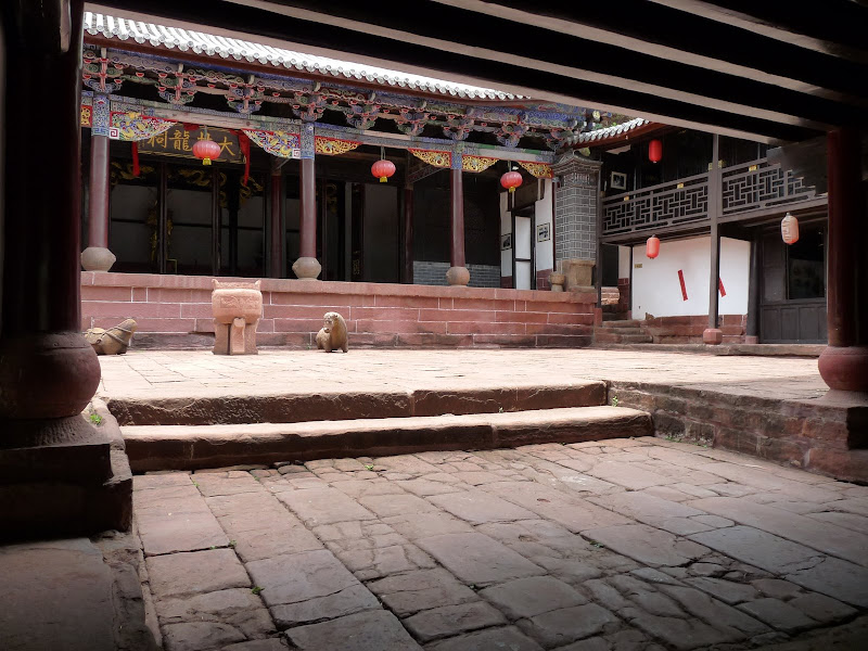 Chine . Yunnan   HEI JING  (ancienne capitale du sel) - P1260560.JPG