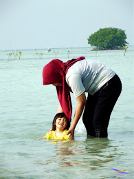 family trip pulau pari 090716 Fuji 171