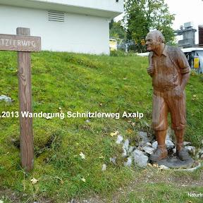 Wanderung Schnitzlerweg