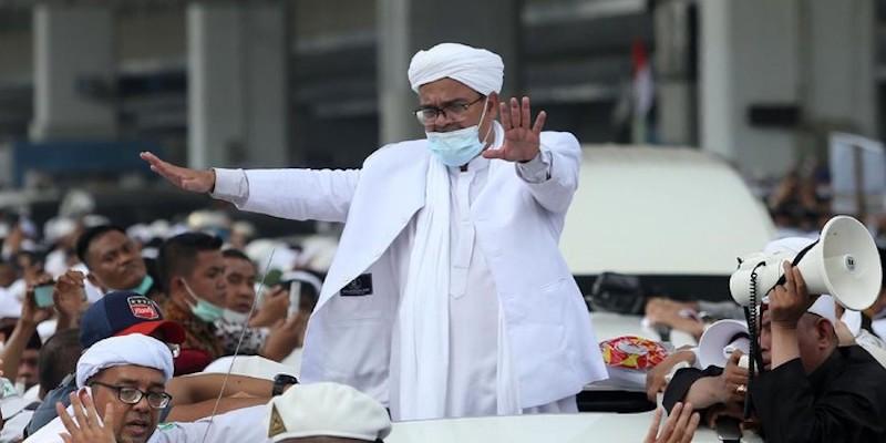 Tertahannya HRS di Mekkah Indikasi Adanya Kekuatan yang Kacaukan Kesepakatan dengan Wiranto-BG dan Tito