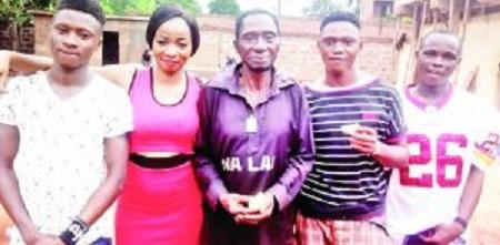 See Enugu King of Satan who has 57 wives